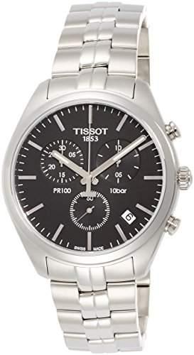 Tissot T1014171105100 T-Classic PR 100 Herren Uhr