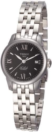 Tissot Damen-Armbanduhr Analog Automatik Edelstahl T41118353