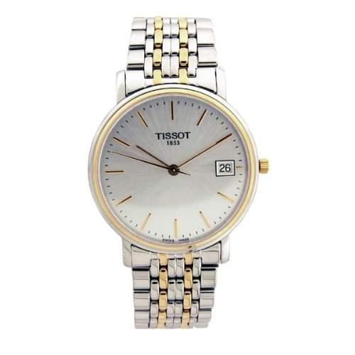 Tissot Herren-Armbanduhr Desire Edelstahl T52248131