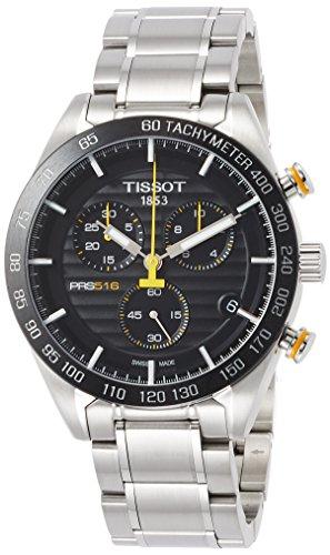 Tissot PRS 516 Chronograph Edelstahl T1004171105100