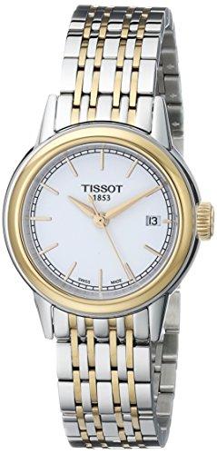 Tissot Carson Ladies Date Display Watch T0852102201100