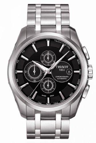 TISSOT Couturier Automatikchronograph T0356271105100