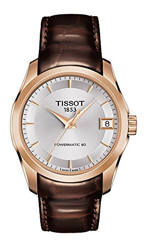 Tissot Couturier Braun T035 207 36 031 00
