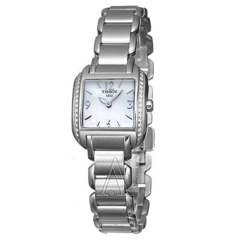 Tissot Damen Armbanduhr T Wave T 02138582