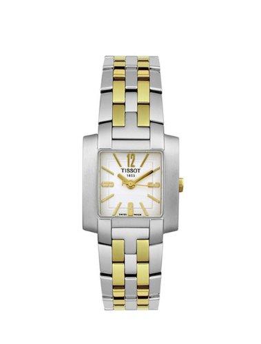 Tissot Damen Armbanduhr Tablo Txs Analog Quarz T60228232