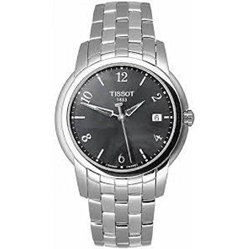 Tissot Mens DREAM Black Dial Watch T97148152
