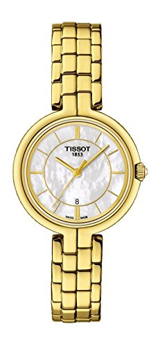 Tissot Flamingo Pvd Pvd Yellow T094 210 33 111 00