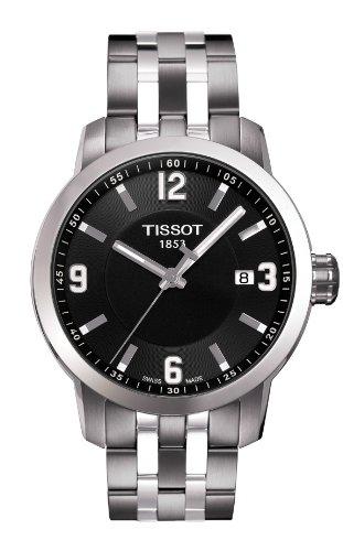 Tissot Analog Quarz Edelstahl T055 410 11 047 00