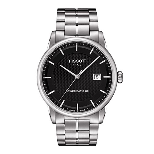 Tissot 41mm Armband Edelstahl Gehaeuse Schweizer Quarz Analog T0864071120102