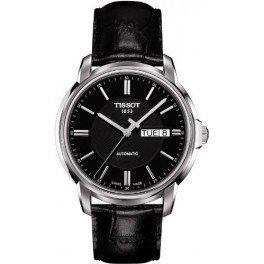 Tissot Herren Automatik III schwarz Dial Analog Watch T0654301605100