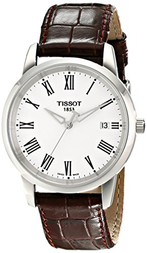 TISSOT Herrenuhr CLASSIC DREAM T0334101601300