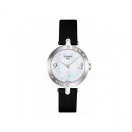 Tissot Ladies Flamingo Diamonds Watch T0032096711200