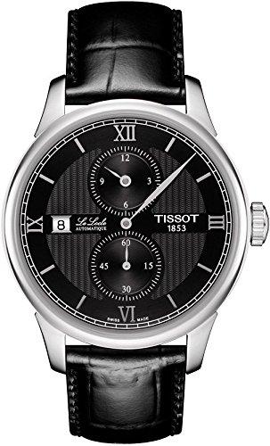 Tissot Le Locle Regulateur Schwarz T006 428 16 058 02