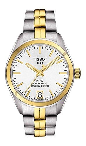 Tissot Pr100 Automatic Lady Chronometer T101 208 22 031 00