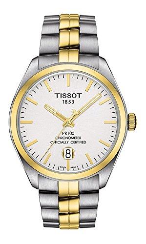 Tissot Pr100 Automatic Gent Chronometer T101 408 22 031 00