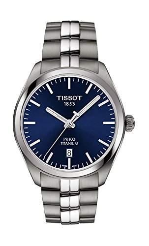 Tissot Pr100 Hau Titan Titanbd Q T101 410 44 041 00