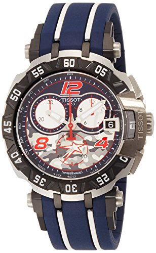 Tissot T Race Nicky Hayden 2016 Armbanduhr XL Special Collection