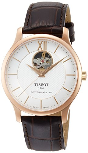 Tissot Tradition Braun T063 907 36 038 00