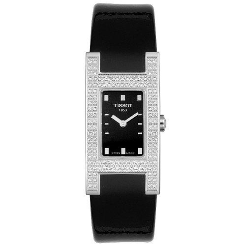 Tissot Damen T11142551 T Trend Bellflhour Sammlung Diamond Watch
