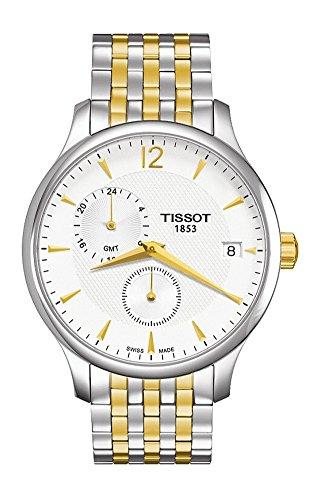 Tissot Tradition Gmt Bicolor B T063 639 22 037 00
