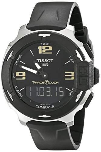 Tissot Mens Herren-Armbanduhr T0814201705700