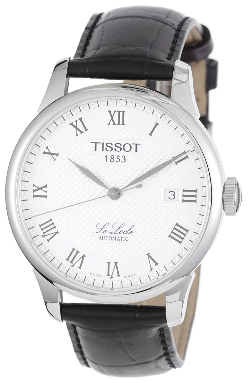 Tissot Herren-Armbanduhr Le Locle Analog Automatik T41142333