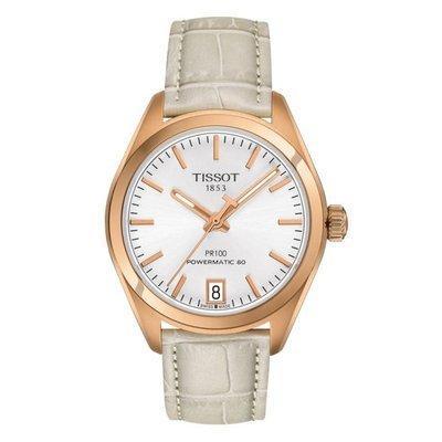 Uhr Automatic Edelstahl Leder rose