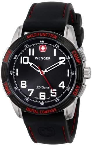Wenger Herren-Armbanduhr Led Nomad 70430