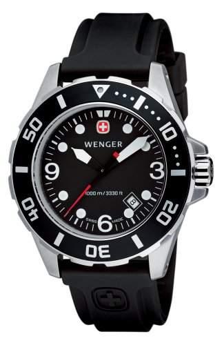Herren Uhren WENGER Aquagraph 1000M 72235