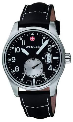 Wenger Herrenuhr Quarz 72470