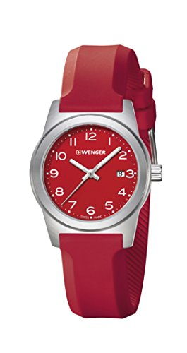 WENGER SPORT DYNAMIC FIELD COLOR Analog Quarz Silikon 01 0411 127