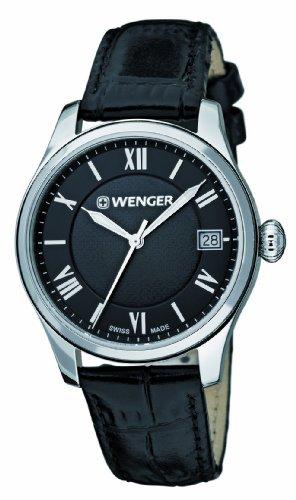 Wenger XS Terragraph Analog Quarz Leder 01 0521 104