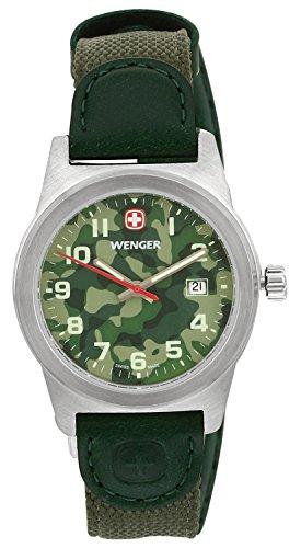 Wenger field classic color 01 0411 101 Damen Schweizer Quarzwerk Uhren