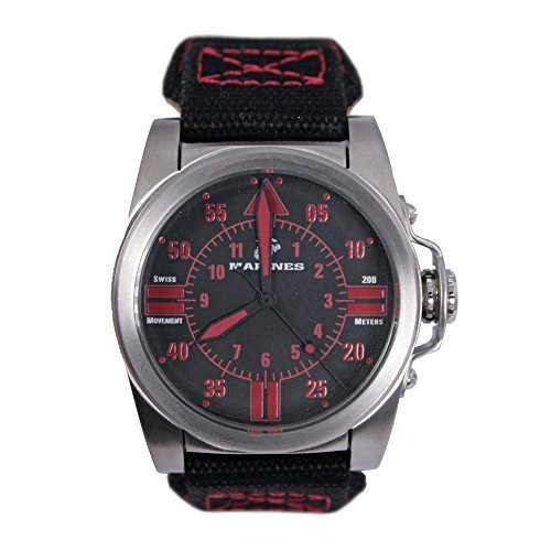 USMC Grundplatten Mutant WA100 Armbanduhr