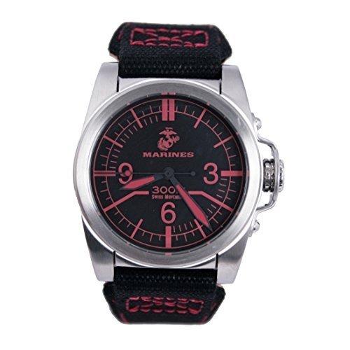 USMC wa105blk Armbanduhr