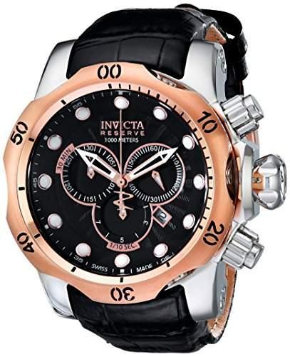 Invicta Reserve Herren-Uhren Quarz Chronograph 0360