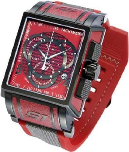 11697 Invicta Watch Herren-Armbanduhr-Armband Nylon grau
