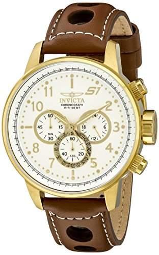 Invicta Uhr mit japanischem Quarzuhrwerk 16011 48 mm