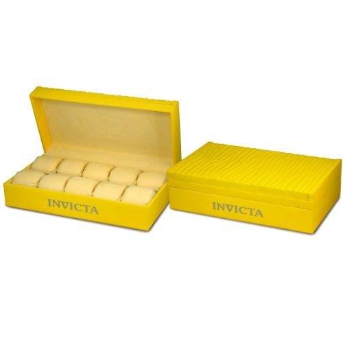 Invicta Classic Uhrenbox fuer 10 XXL Uhren