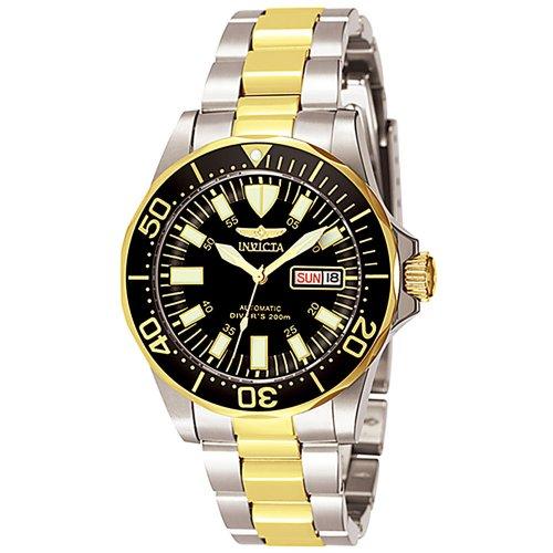 Invicta Signature Mens Sapphire Automatic Dive Watch 7045