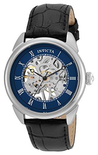 Invicta Specialty Analog Mechanik Leder 23534