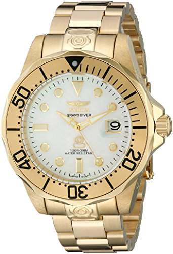 Invicta Herren 3052 Pro Diver Collection Grand GT Diver Automatik Uhr