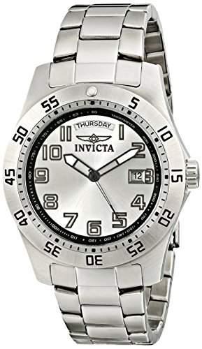 Invicta Herren-Uhren Quarz Analog 5249