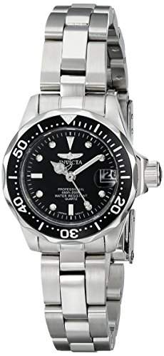 Invicta Damen-Armbanduhr XS Analog Quarz Edelstahl 8939
