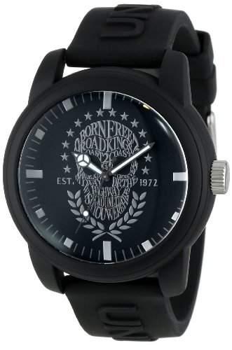 Uhr Marc Ecko The Emblem E06518g1 Herren Schwarz