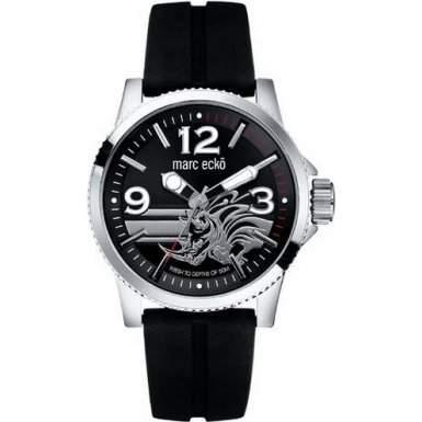 Marc Ecko Herren-Armbanduhr Analog E08503G1