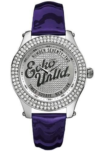 Marc Ecko Damen-Armbanduhr Analog E10038M3