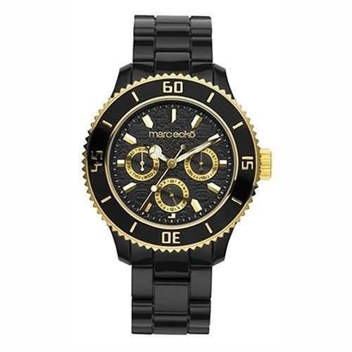 Marc Ecko Unisex-Armbanduhr Analog E11596M1