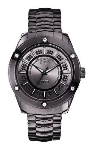Marc Ecko Herren-Armbanduhr Analog Quarz Edelstahl E16523G2