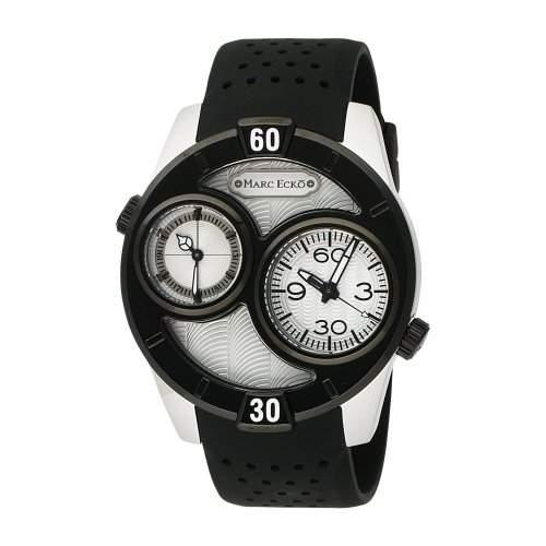 Marc Ecko-E16584G1-The Maestro-Zeigt Herren-Armbanduhr 1076312Analog Kunstharz schwarz